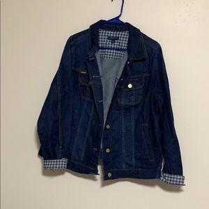 Isaac Mizrahi Jean jacket